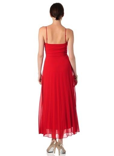 Caramel Elbise Kırmızı